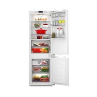Leisure - LEISURE PBZL 1770 NFC Kombi İki Kapılı Ankastre Buzdolabı