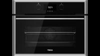 TEKA HLC 840 SS 45 Cm Multifonksiyonel, Hydroclean Teknolojili Isıyı Eşit Dağıtan Surroundtemp Turbo Fırın - Thumbnail